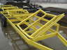 2020 CAM 4-BALE HAY TRAILER, Equipment listing