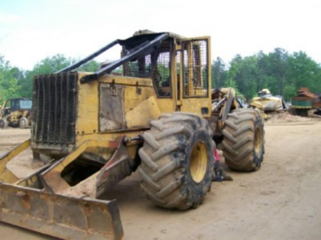 1996 John Deere 648g Parts Machine For Sale In Maplesville Al