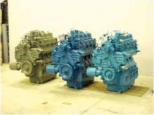 BOBCAT S130 REMAN ENGINE