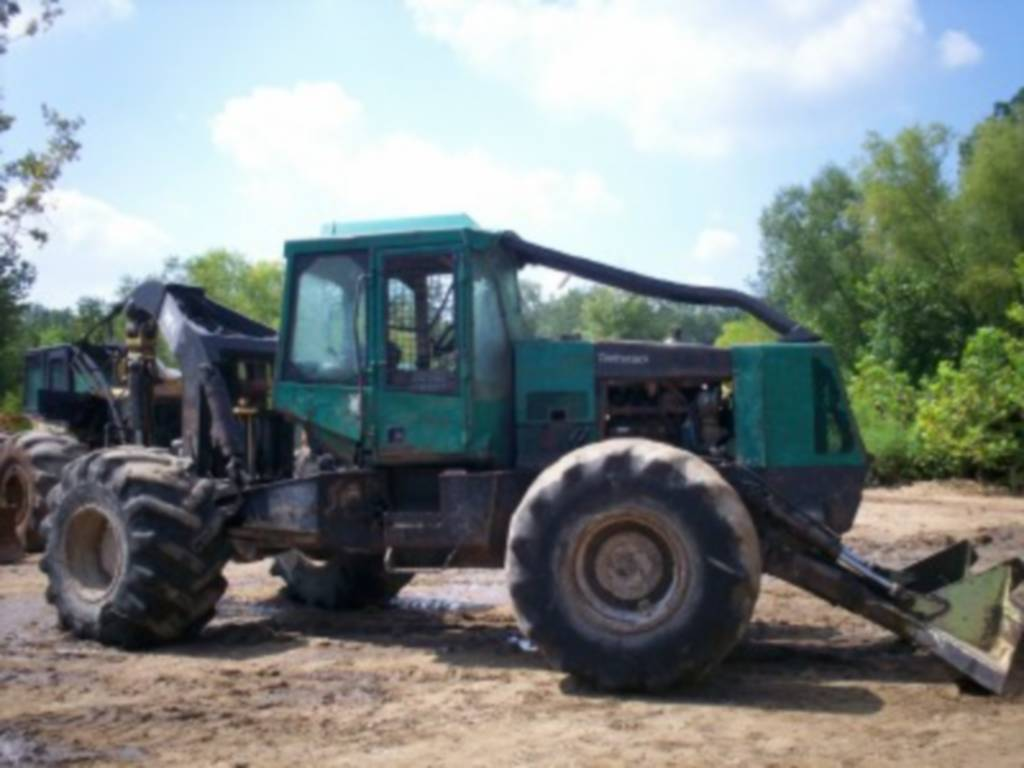 1996 Timberjack 460 Parts Machine For Sale in Maplesville