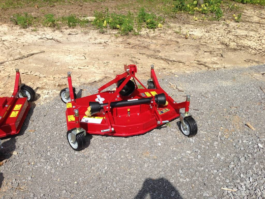 0 Sitrex SM-120, Finishing Mower, 4 Ft  For Sale in Decatur, AL - Equipment  Trader