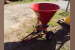 0 EQUIPMENT OTHER large pull behind cone fertilizer / seed spreader