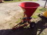 0 EQUIPMENT OTHER large pull behind cone fertilizer / seed spreader, Equipment listing