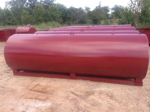 2018 CUSTOM BUILT 1000 Gallon Fuel Tank