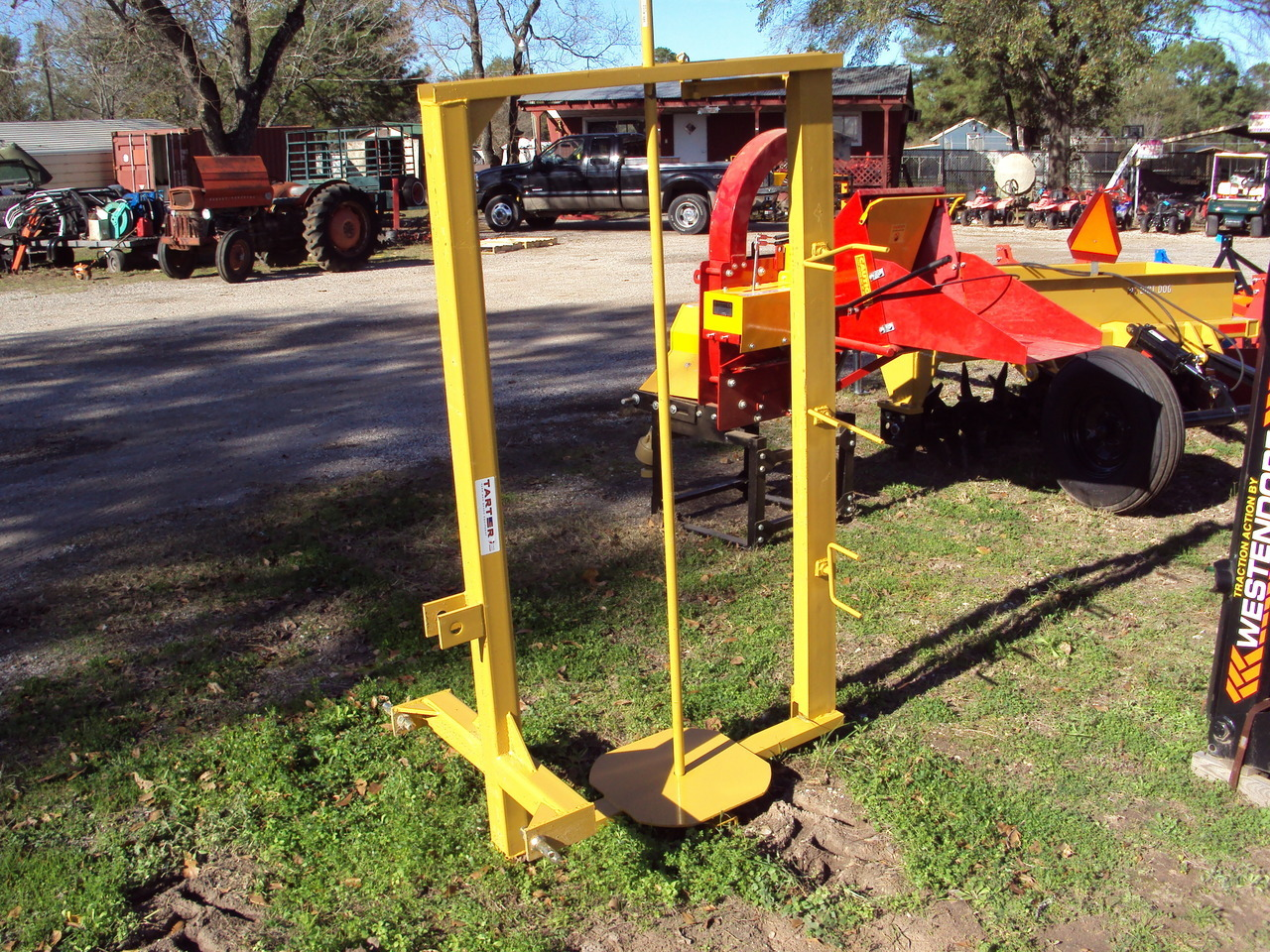 Equipment Trader Online >> Equipment Other 3-Point Wire Fence Stretcher / Unroller, Magnolia TX - 113862786 ...