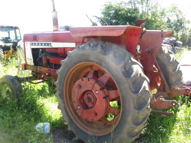 1966 Farmall 656 For Sale in Franklin, OH - Equipment Trader