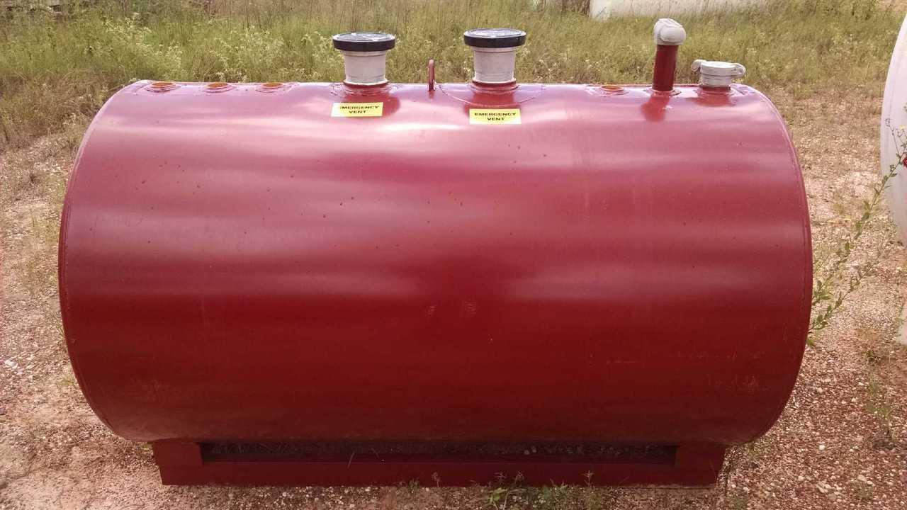 New, 2021, CUSTOM BUILT, 500 Gallon Double Wall UL142 Tank, Fuel Tanks