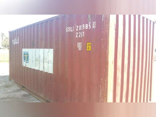 40 Open Top Containers For Sale A Plus 40 Open Top Containers Shipping Containers Equipment Trader