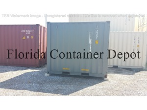 0 A PLUS 10ft Shipping Container, Tampa FL - 118545678 - EquipmentTrader