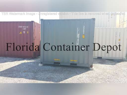 Florida Shipping Containers For Sale Equipment Trader