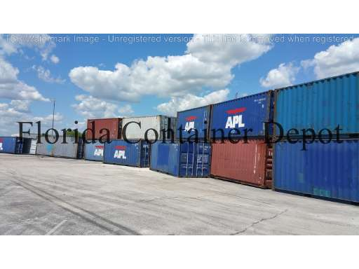 New Used Shipping Containers For Sale At Shipped Com >> A Plus 20ft Dv Used Shipping Container