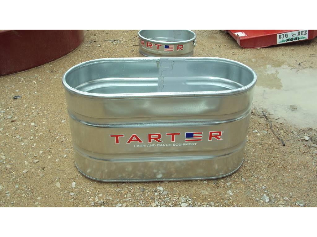 0 Tarter *new* 2X2X4 Galvanized Stock Tank For Sale in Magnolia, TX -  Equipment Trader