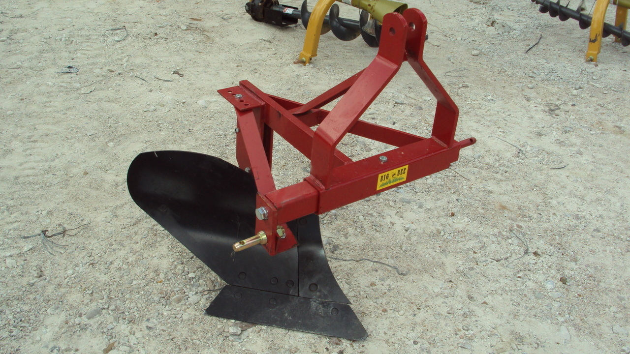 Parts Heavy Equipment Trader : Equipment other new pt single bottom turning plow bb p