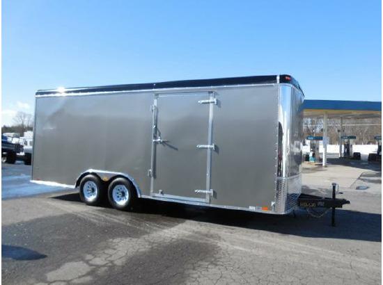 2014 United Trailers BP 8.5 x 20 ,Harmony, NC - 115223546 - EquipmentTrader