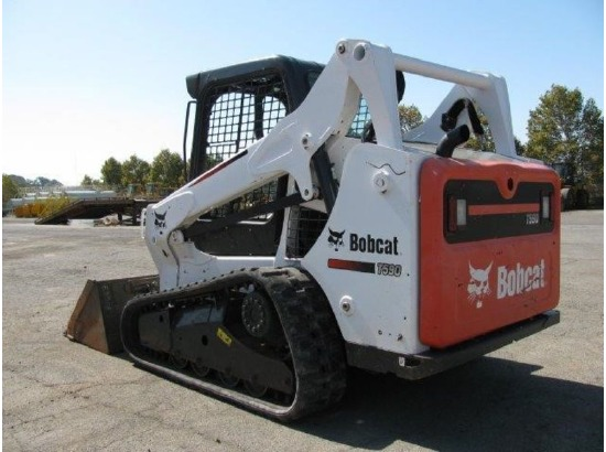 2015 BOBCAT T590 ,Flower Mound, TX - 122523652 - EquipmentTrader