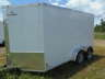 2021 PEACH CARGO 6X14TA WHITE OR BLACK SIDE DOOR AND RAMP, Equipment listing