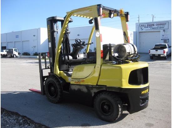2010 HYSTER H60FT ,Ft. Lauderdale, FL - 122958274 - EquipmentTrader
