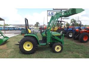 0 John Deere 4300, Oklahoma City OK - 5000116817 - EquipmentTrader