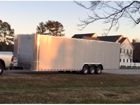 2017 Other Colony Cargo 8.5'x32' Enclosed Trailer ,North Las Vegas, NV - 5000537710 - EquipmentTrader