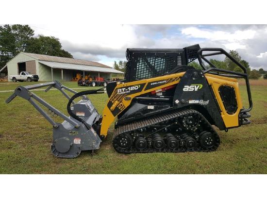 2016 Asv RT120 ,Boyne city, MI - 5000618460 - EquipmentTrader