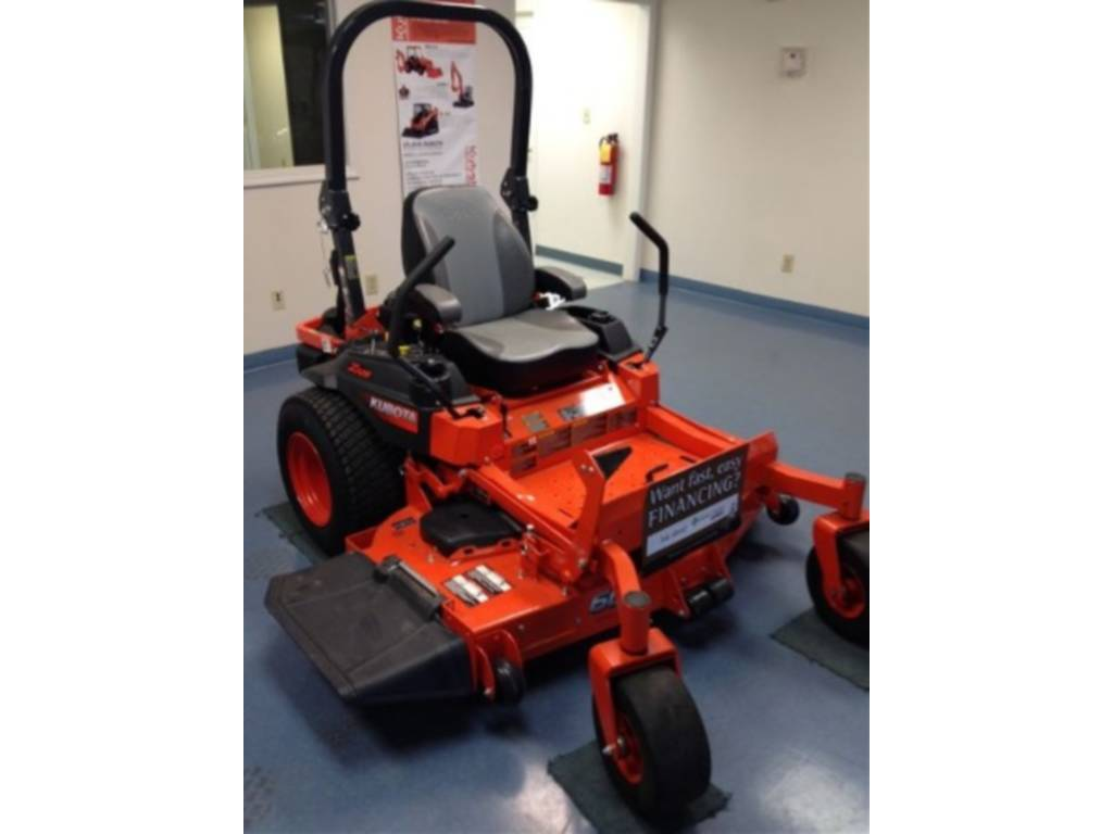 2015 Kubota Z725KH-60 For Sale in Marietta, GA - Equipment Trader