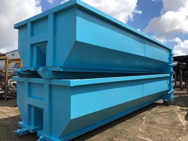 New, 2019, A-1 CARGO, IES- 20-CY RO-TUB, Rolloff Containers