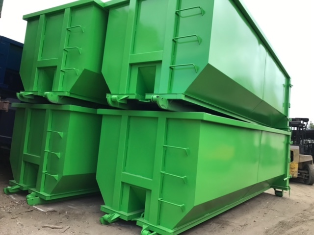 New, 2019, A-1 CARGO, IES 30 CY RO-TUB, Rolloff Containers