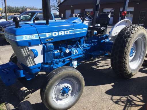 3910 For Sale Ford Tractors Refuse Farming Equipment Trader