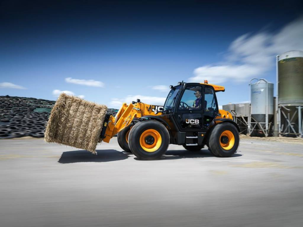 2016 Jcb 541-70 Agri For Sale in Pooler, GA - Equipment Trader