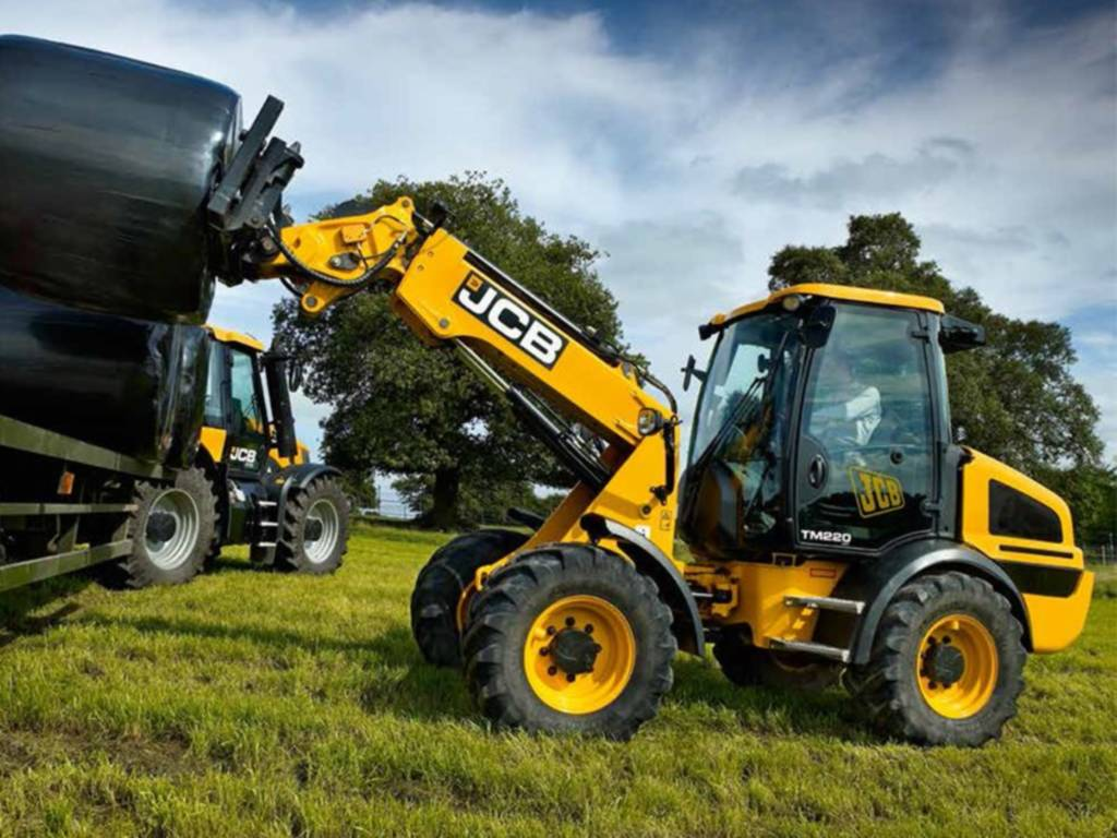 2016 Jcb TM220 Agri For Sale in Pooler, GA - Equipment Trader