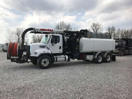 2014 Vacall AllJetVac AJV1215 PD Combination Sewer Cleaner in Ashville, OH