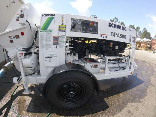 Schwing For Sale - Schwing Concrete Pumps - Equipment Trader