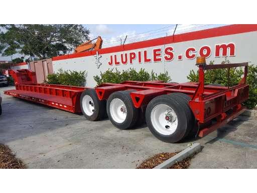 Lowboy Trailers Equipment For Sale Equipmenttrader