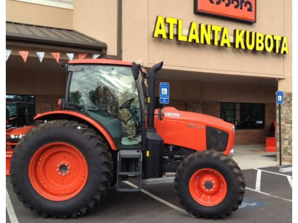 2016 Kubota M6-131 For Sale in Marietta, GA - Equipment Trader
