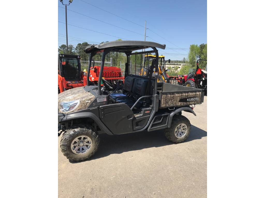 2017 Kubota RTV-X1120D For Sale in Marietta, GA - Equipment Trader