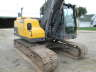 2012 VOLVO EC140D LC, Equipment listing