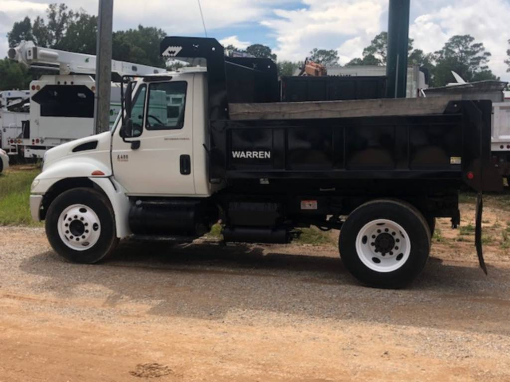 2003 International 4300 Dump Truck For Sale in Seminary, MS - Equipment  Trader