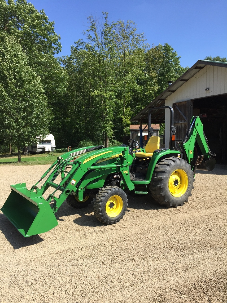 Standard Compact Tractors Farming Equipment For Sale