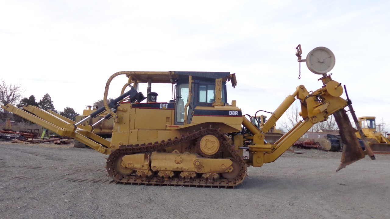 1998 Caterpillar D8R For Sale in Shepherd, MT - Equipment Trader