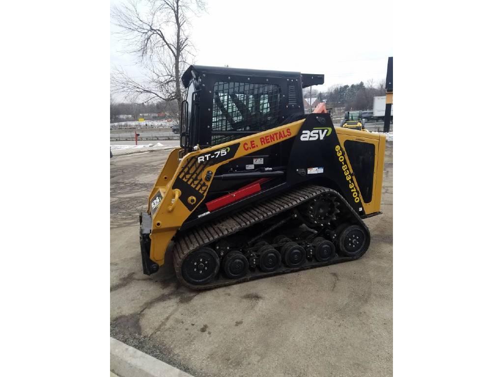 88 2018 ASV RT75 – Contractors Equipment Rentals (630) 833-3700