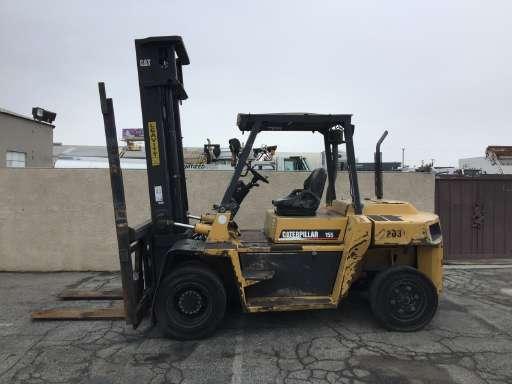 CATERPILLAR V50B Forklifts Equipment For Sale