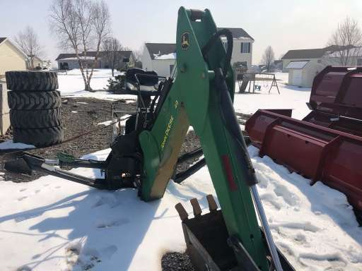Backhoe Attachments For Sale - Equipment Trader