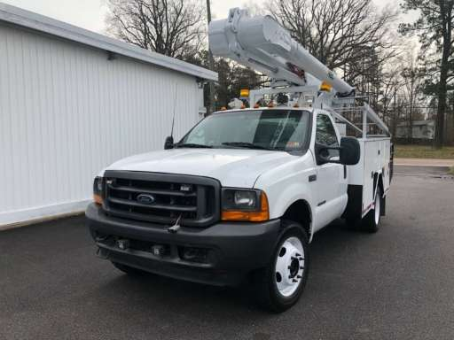 Altec AT235P Bucket Truck Equipment For Sale