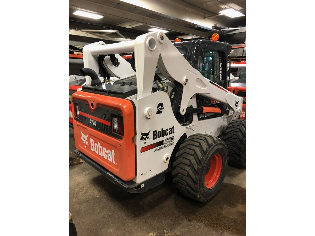 2015 Bobcat A770, Elkhart IN - 5005198658 - Equipmenttrader com