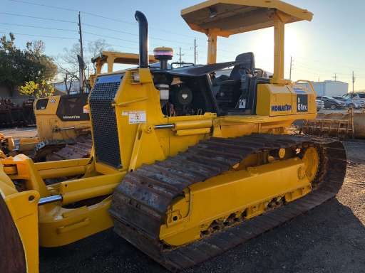 KOMATSU D65-EX Dozers Equipment For Sale in Texas