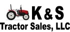 K & S Tractor Sales in Lubbock, TX Logo
