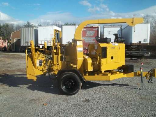 2002 Wood/Chuck Wood Chuck Disc Chipper