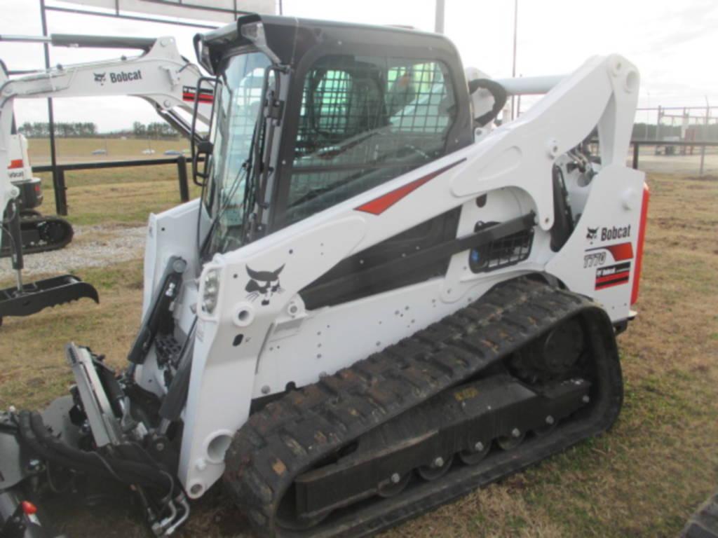 2019 Bobcat T770 Compact Track Loader, Huntsville AL