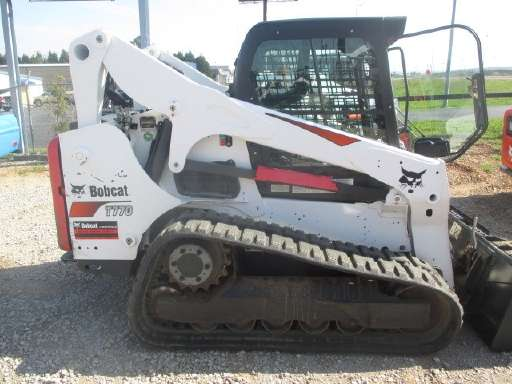 Track Loader For Sale >> T770 Track Loader For Sale Bobcat Equipment Equipment Trader