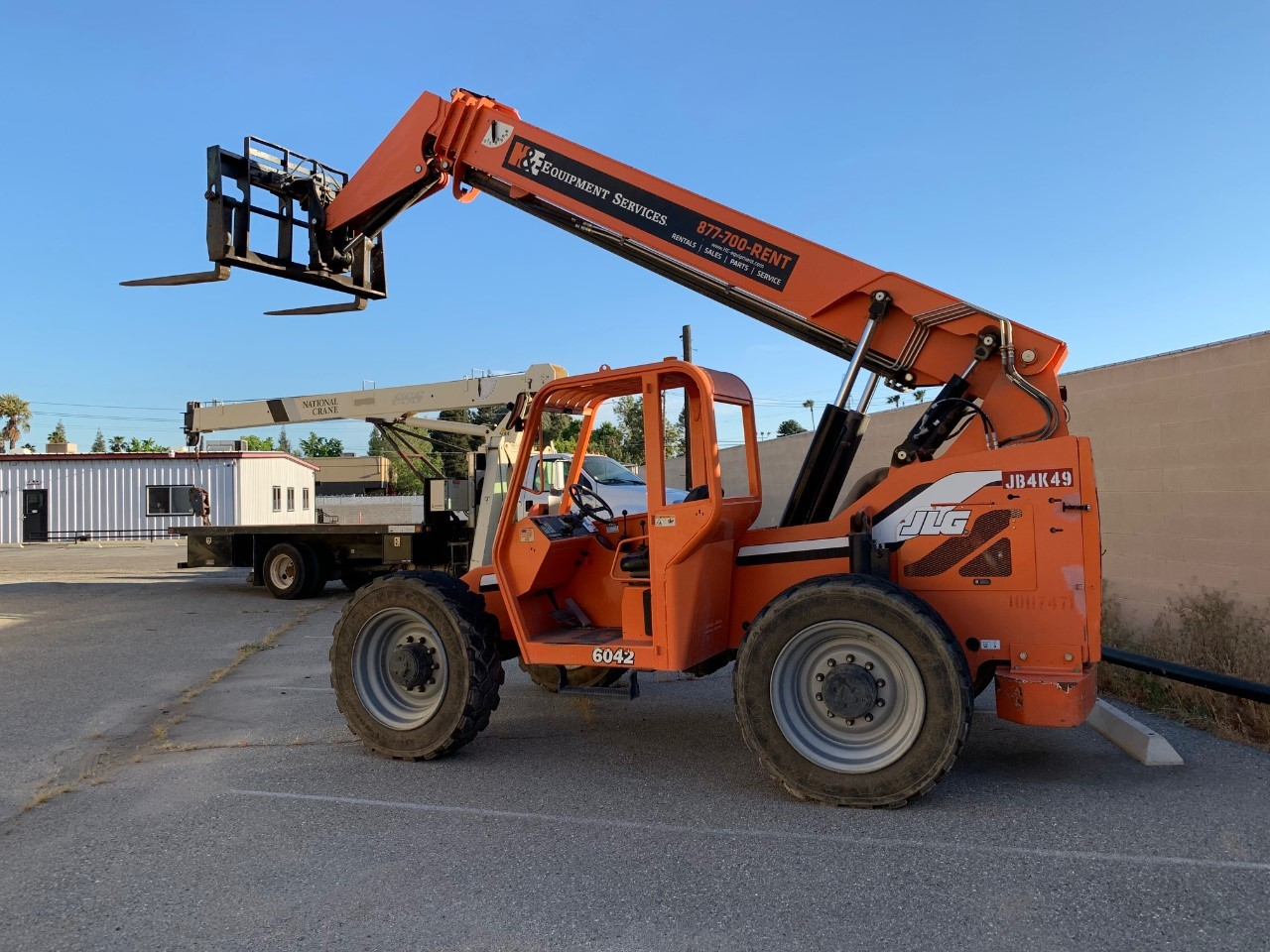 Skytrak For Sale - Skytrak Telehandler - Equipment Trader